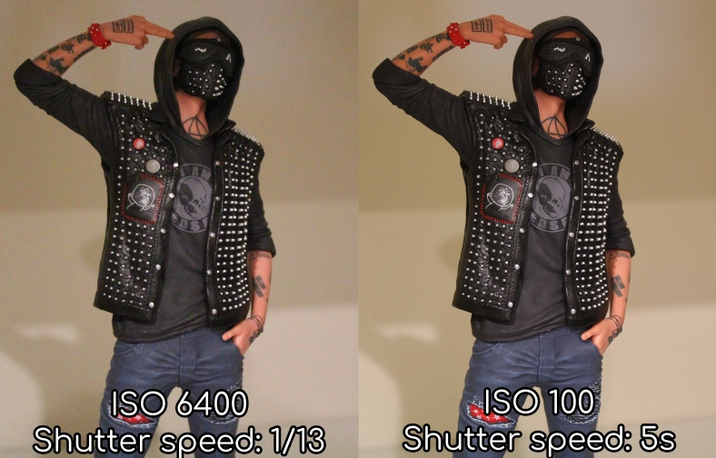 wrench ISO difference